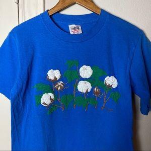 Vintage 90s Single Stitch USA Puff Print Tshirt